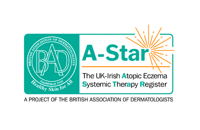 UK-Irish Atopic Eczema Systemic Therapy Register (A-STAR)